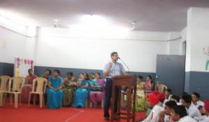 Lecture by Dr Jain