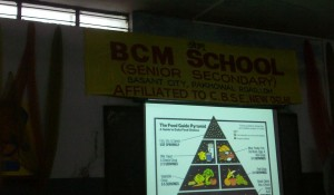 Food Pyramid Slide